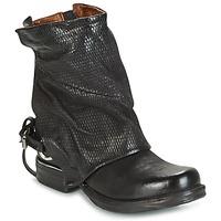 Schoenen Dames Laarzen Airstep / A.S.98 SAINT PI Zwart