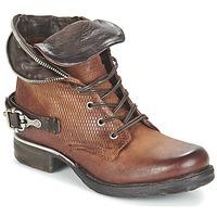 Schoenen Dames Laarzen Airstep / A.S.98 SAINT PA Brown