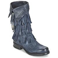 Schoenen Dames Hoge laarzen Airstep / A.S.98 SAINT VO Blauw