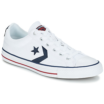 Schoenen Lage sneakers Converse STAR PLAYER  OX Wit
