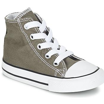 Schoenen Kinderen Hoge sneakers Converse CHUCK TAYLOR ALL STAR CORE HI Antraciet