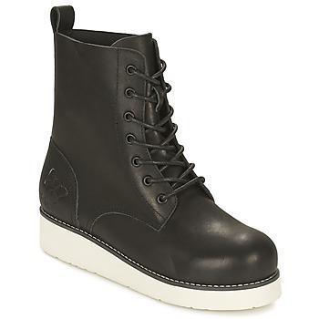 Schoenen Dames Laarzen Lola Ramona PEGGY Zwart