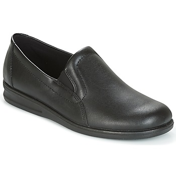 Schoenen Heren Sloffen Romika PRASIDENT 88 Zwart
