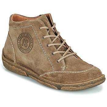Schoenen Dames Laarzen Josef Seibel NEELE 01 Brown