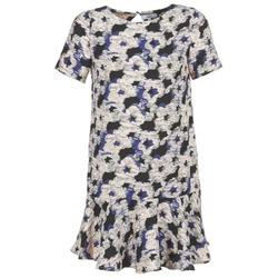 Textiel Dames Korte jurken Suncoo CONSTANCE Multikleuren