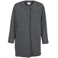 Textiel Dames Mantel jassen Suncoo EMILE Grijs