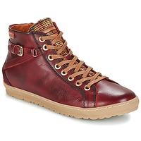 Schoenen Dames Hoge sneakers Pikolinos LAGOS 901 Bordeaux