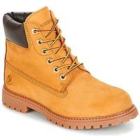 Schoenen Dames Laarzen Lumberjack RIVER Honing