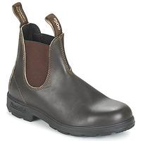 Schoenen Laarzen Blundstone ORIGINAL CHELSEA BOOTS Brown