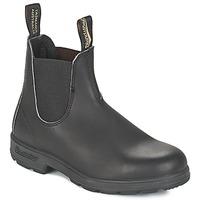 Schoenen Laarzen Blundstone CLASSIC BOOT Zwart / Brown