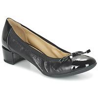 Schoenen Dames pumps Geox CAREY A Zwart