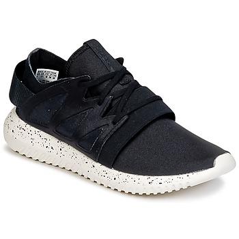 Schoenen Dames Lage sneakers adidas Originals TUBULAR VIRAL W Zwart