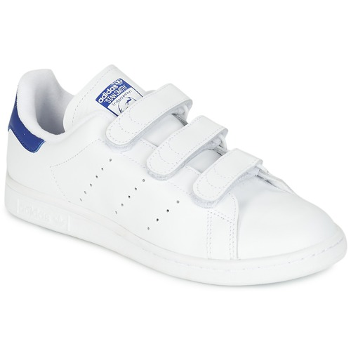 adidas stan smith kind blauw