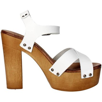 Schoenen Dames Sandalen / Open schoenen Tdl Collection 3098294 White