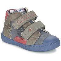 Schoenen Jongens Laarzen Mod'8 KINZO Marine / Grijs