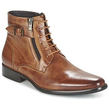 Schoenen Heren Laarzen Kdopa BAUDRY Brown