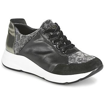 Schoenen Dames Lage sneakers Tosca Blu EDEN Zwart