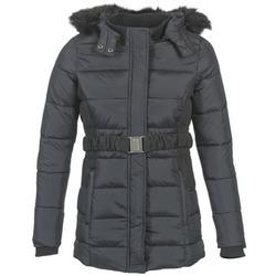 Textiel Dames Dons gevoerde jassen Kaporal CASPI Zwart