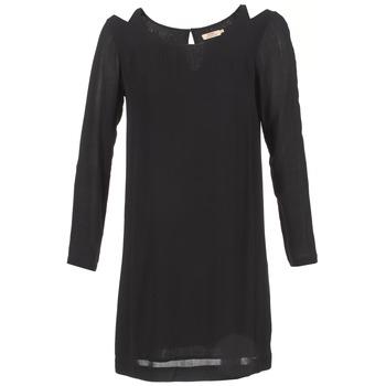 Textiel Dames Korte jurken DDP CRAPOU Zwart