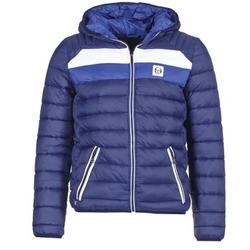 Textiel Heren Dons gevoerde jassen Sergio Tacchini KODY JACKET Blauw