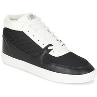Schoenen Heren Hoge sneakers Sixth June NATION WIRE Zwart / Wit
