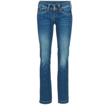 Textiel Dames Straight jeans Pepe jeans BANJI D67
