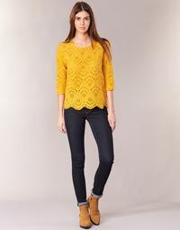 Textiel Dames Skinny jeans Pepe jeans NEW BROOKE M15 / Blauw / Brut