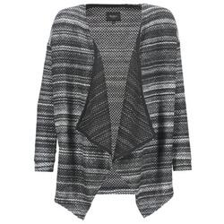 Textiel Dames Vesten / Cardigans Pepe jeans NURIAS Grijs