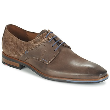 Schoenen Heren Derby Lloyd DAMIEN Brown / Donker