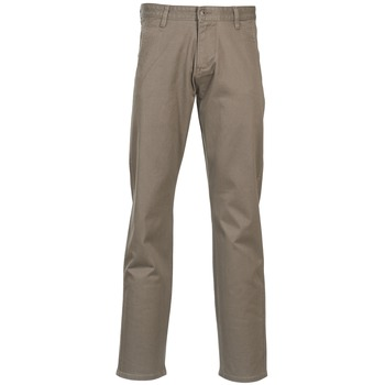 Textiel Heren Chino's Dockers ALPHA SLIM TAPERED Grijs