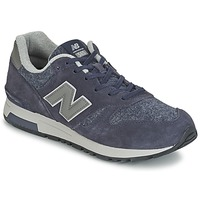 Schoenen Lage sneakers New Balance ML565 Marine