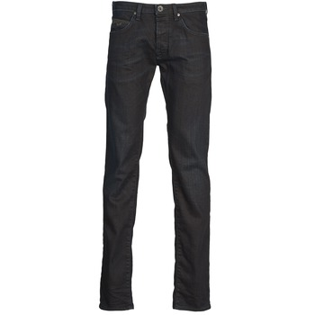 Textiel Heren Straight jeans Gas MITCH Blauw / Donker
