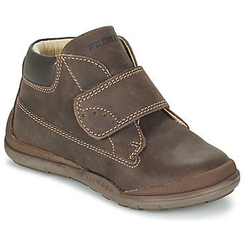 Schoenen Jongens Laarzen Primigi DEMIAN Brown