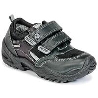 Schoenen Jongens Lage sneakers Primigi FAUSTO GORE-TEX Zwart