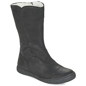 Schoenen Meisjes Hoge laarzen Primigi BRITTE-E Zwart