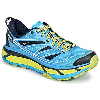 Schoenen Heren Running / trail Hoka one one MAFATE SPEED 2 Blauw