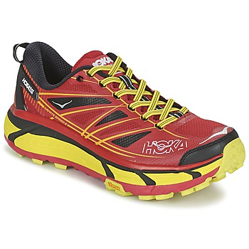 Schoenen Heren Running / trail Hoka one one MAFATE SPEED 2 Rood / Citroen