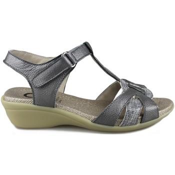 Schoenen Dames Sandalen / Open schoenen Yio VIKY GRIS