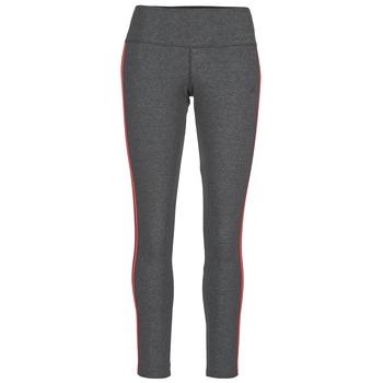 Textiel Dames Leggings adidas Originals ESS 3S TIGHT Grijs