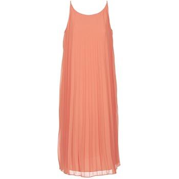 Textiel Dames Lange jurken BCBGeneration 616757 CORAIL
