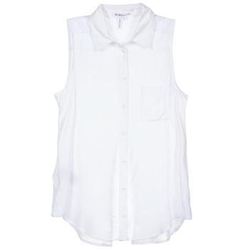 Textiel Dames Overhemden BCBGeneration 616953 Wit