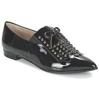 Schoenen Dames Derby Paco Gil PARKER Zwart