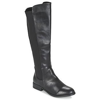 Schoenen Dames Hoge laarzen Elue par nous VORETTE Zwart