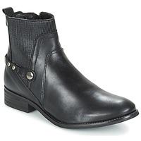 Schoenen Dames Laarzen Regard ROSARA Zwart