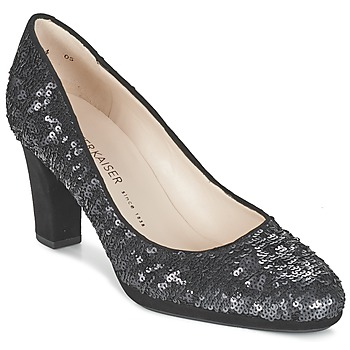 Schoenen Dames pumps Peter Kaiser KOLIN Zwart / Sequins