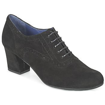 Schoenen Dames Low boots Perlato HELVINE Zwart