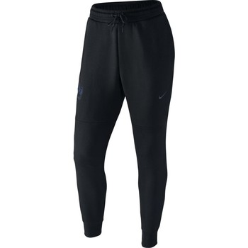 Textiel Heren Leggings Nike FFF tech fleece pant Zwart