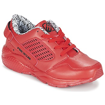Schoenen Jongens Lage sneakers Freegun FADSA Rood