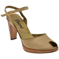 Schoenen Dames Sandalen / Open schoenen Bocci 1926  Beige