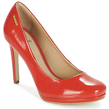 Schoenen Dames pumps Dumond LOUBAME Rood